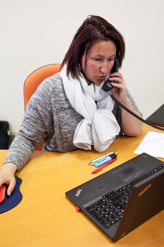 Service comptabilité - comptable