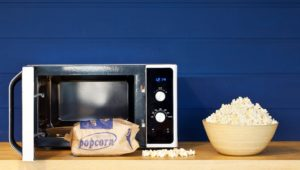 recrutement pour production de popcorn microonde